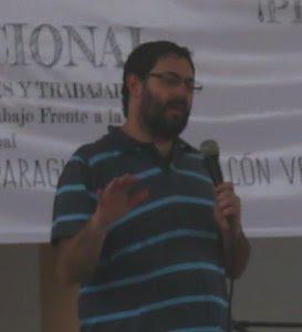 Andrés Ruggeri de l'Université de Buenos Aires