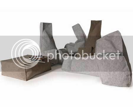 weird furniture design dickies armchair thuds