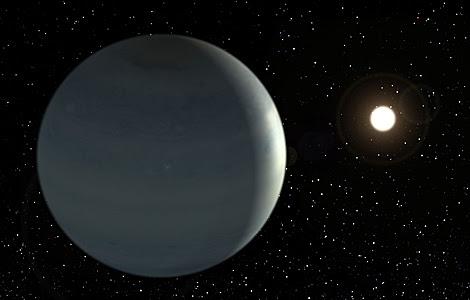 CoRoT-9b orbita alrededor de su estrella central | Instituto de Astrofísica de Canarias