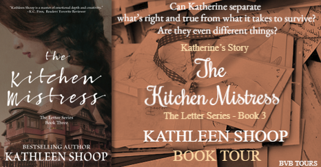 The Kitchen Mistress Book Promo & Giveaway