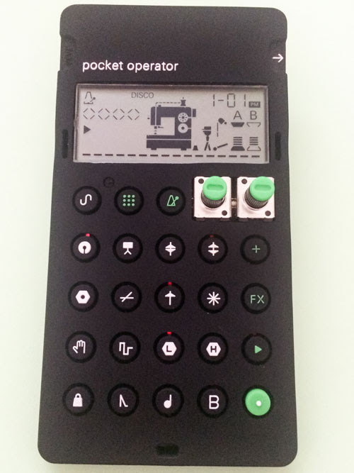 Teenage Engineering Pocket Operator Review - Making Music