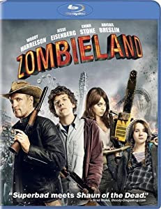 "Cover of ""Zombieland [Blu-ray]"""