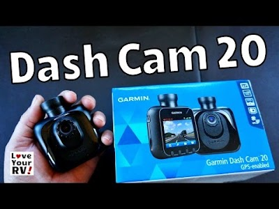 Love Your RV videos: Garmin Dash Cam 20, INTELI-POWER Battery Charger, Boondocking in Arizona, Lippert Air Ride Pin Box Review and Demo
