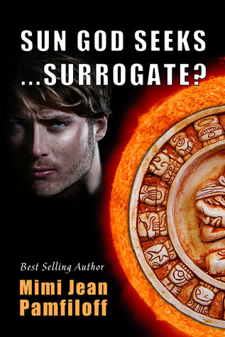 Sun God Seeks…Surrogate? (Accidentally Yours, Book 3)