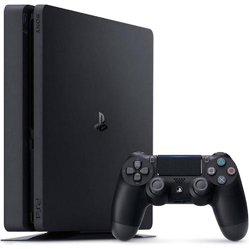 Sony PlayStation 4 - 1 TB - Jet Black