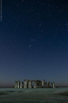 Starlight Stonehenge, England