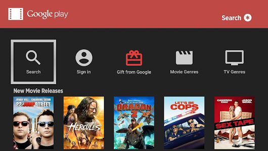 Roku's streaming boxes can now watch movies and TV shows from Google Play