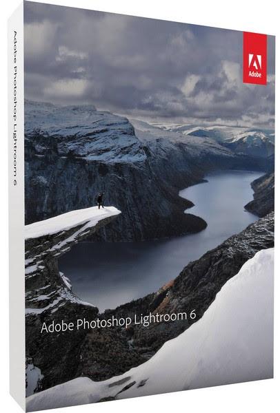 Adobe Photoshop Lightroom CC 6.6.1  [Windows+MAC]