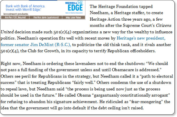 http://www.washingtonpost.com/opinions/dana-milbank-the-shutdowns-enforcer-in-chief/2013/10/09/0b86d924-312d-11e3-89ae-16e186e117d8_story.html