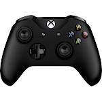 Microsoft - Xbox Gaming Controller with Cable for Windows - Black