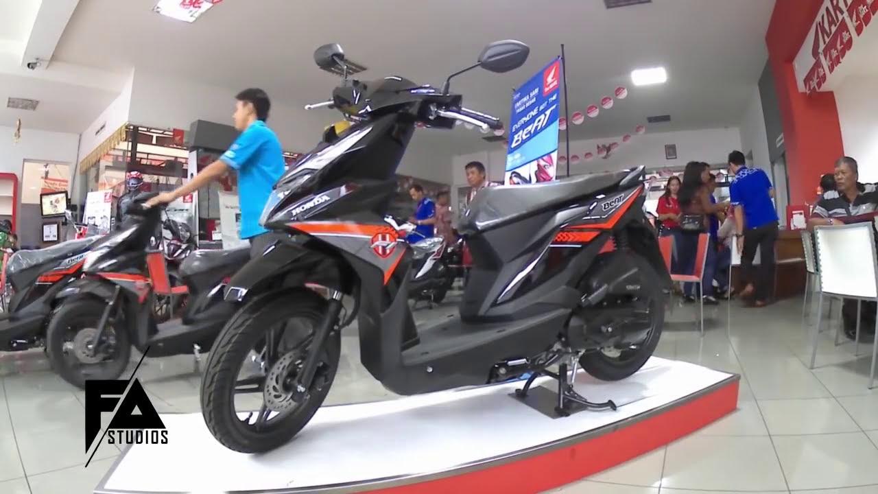 Modifikasi Motor All New Honda Beat Esp Terbaik Klobot Modif