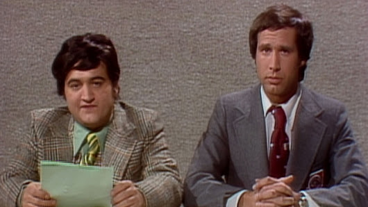 Watch Weekend Update: John Belushi on March Weather from Saturday Night Live on NBC.com