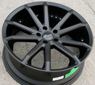 gianelle spideroblack rims wheels acura acura car gallery