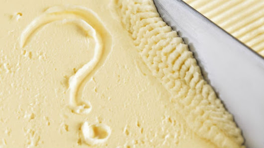 Is butter part of a healthy diet?