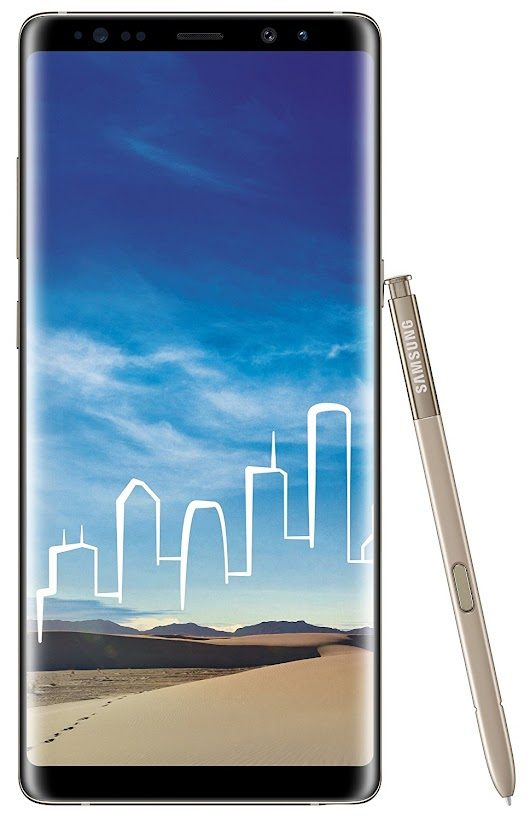 Amazon - Galaxy Note 8 Rs 43990/- Only | CatchMyCoupon
