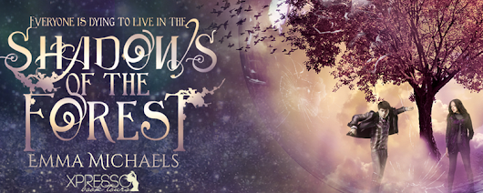 Cover Reveal: Shadows of the Forest by Emma Michaels