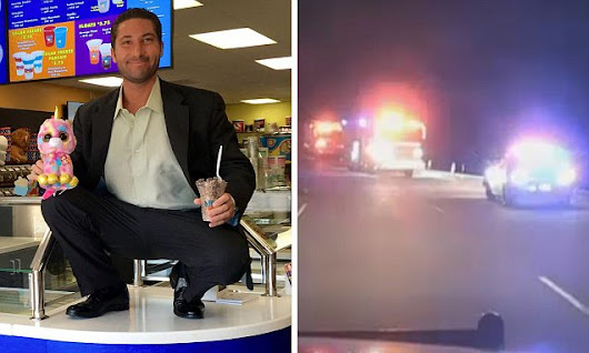 Dippin' Dots ice cream CEO is arrested after drunk driving crash