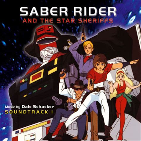 animation block saber rider  star sheriffs