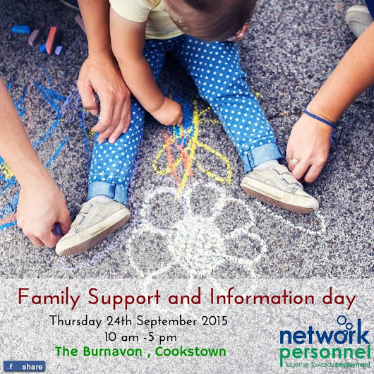Family Support and Information Day - Network Personnel