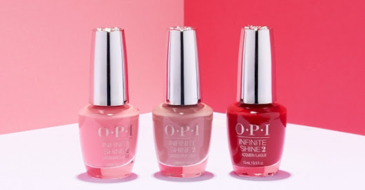 Vernis Infinite Shine d`OPI