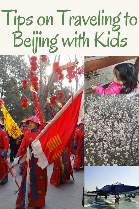 Traveling to Beijing with kids