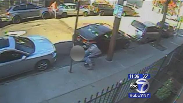 EXCLUSIVE: Man beaten in broad daylight in Bronx neighborhood