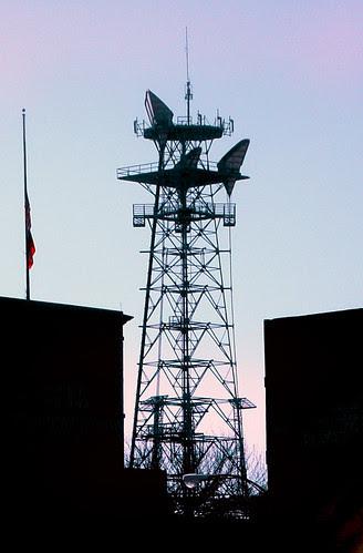 Downtown Augusta Radio Tower