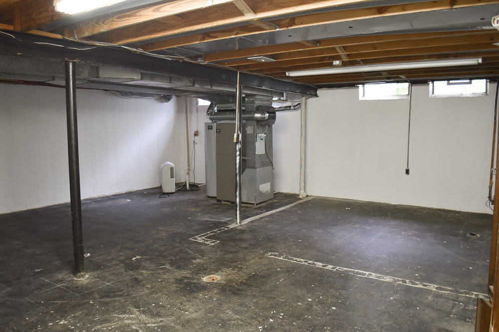 The Simple Trick To Get Your House Sold With An Unfinished Basement