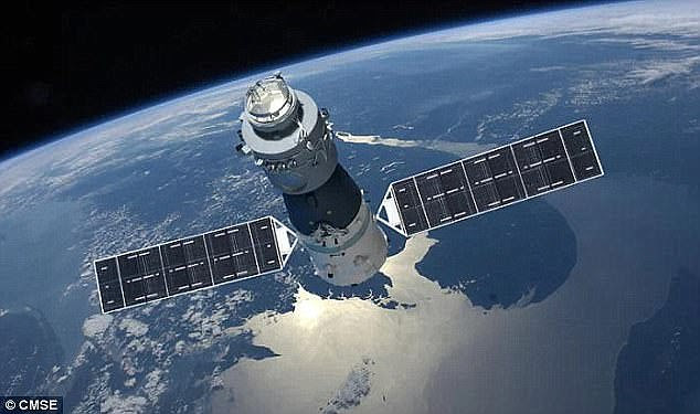 China's first space station, Tiangong-1, has been out of control since September 2016, and now experts have predicted when and where it will come crashing back down to Earth