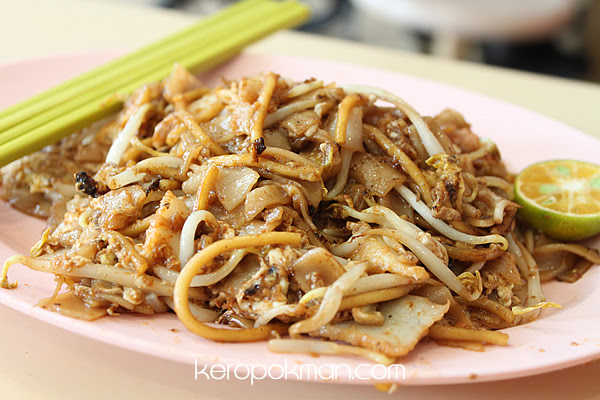 Fried Kuey Teow Mee