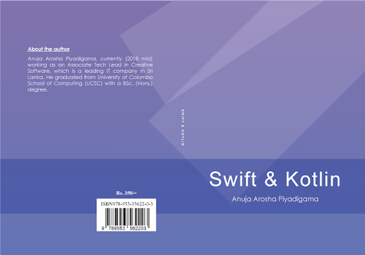 Swift & Kotlin (ISBN 978-955-35622-0-3)