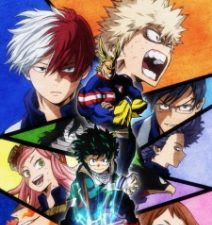 Boku no Hero Academia 2nd Season (25/25) (Mega)