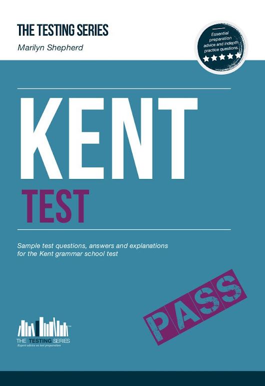 Kent 11+ Test - How2Become