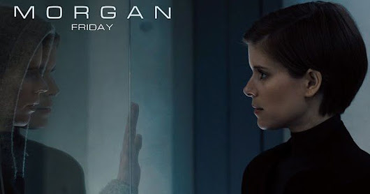 IBM's Watson AI created this trailer for the horror movie 'Morgan'