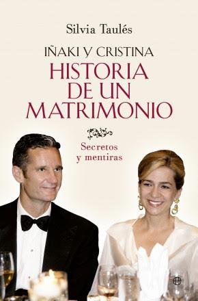 Portada de Iñaki y Cristina. Historia de un matrimonio