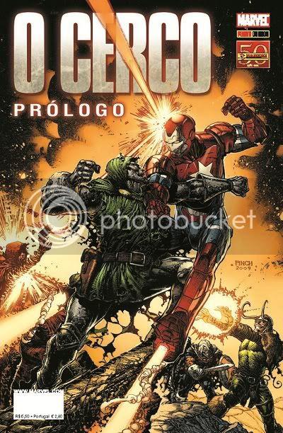 Panini Comics Fevereiro