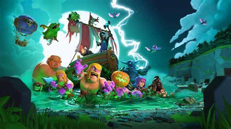 A atualização de Halloween chegou   Clash of Clans Dicas