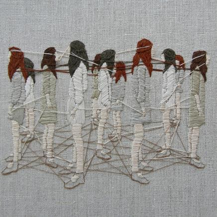 Michelle Kingdom | Embroidery Artist | Los Angeles, California