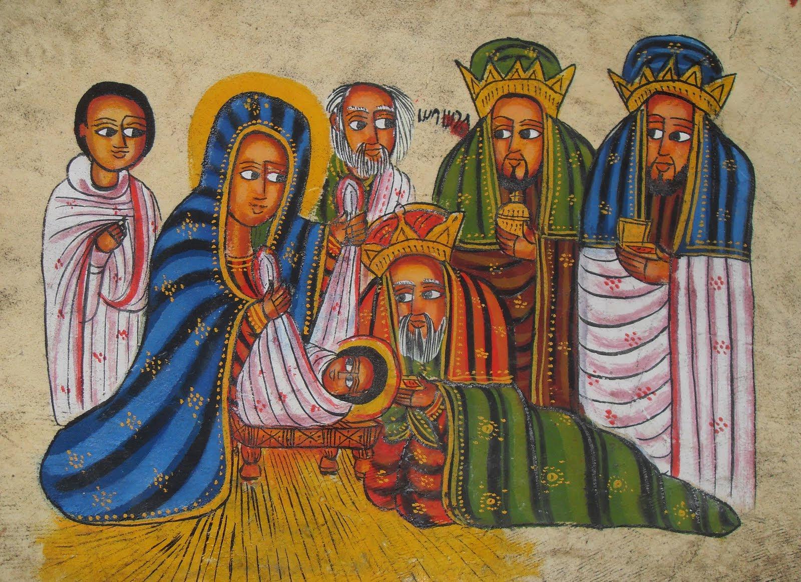 Ethiopian Orthodox Christmas Greetings Sinter G