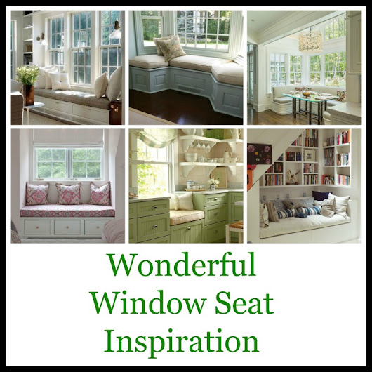 Wonderful Window Seats - Tradesmen.ie Blog