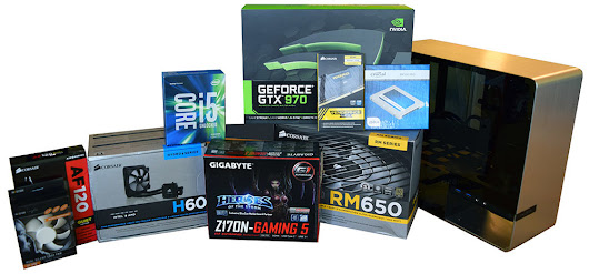 Using PC Partpicker Let's Build a PC Without Going Over $1,200