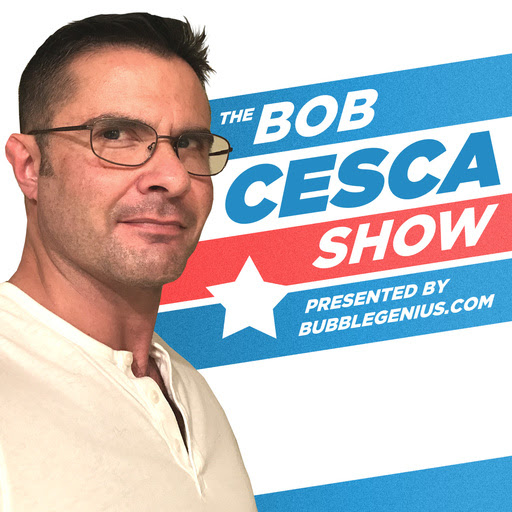 Debrianna Mansini The Bob Cesca Show Presented By BubbleGenius.com podcast