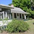 The historic home of Marjorie Kinnan Rawlings