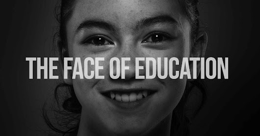 The Face of Education