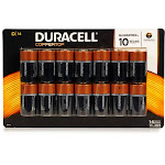 Duracell Coppertop Alkaline Batteries - 14 count