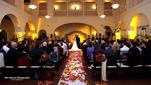 Wedding Officiant — Here is a Wedding Venue in Southern California to...