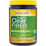 Renew Life - Organic Clear Fiber (9.5 oz)