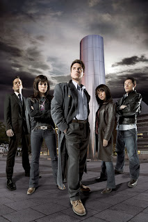 The Cast of Torchwood
