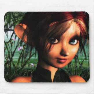 Darkness Mousepads