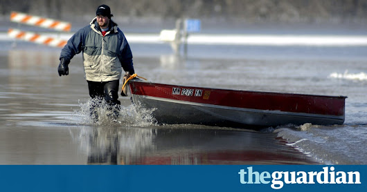 Global warming is increasing rainfall rates | John Abraham | Environment | The Guardian